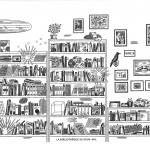 Bibliothèque du sous-sol