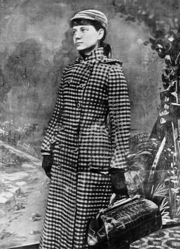 Auteur - Nellie Bly