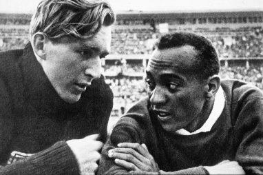 Luz Long & Jesse Owens, les amis de 36