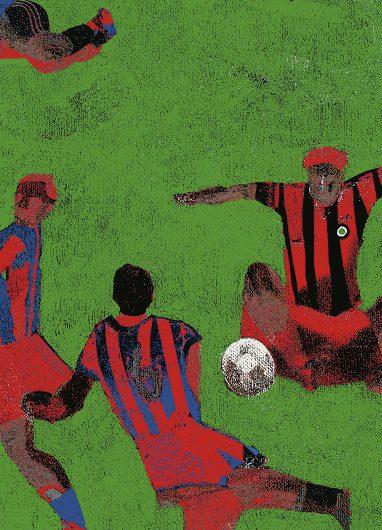 La Guerre du foot
