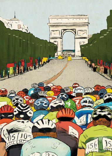 100 Tours de France en 50 chiffres