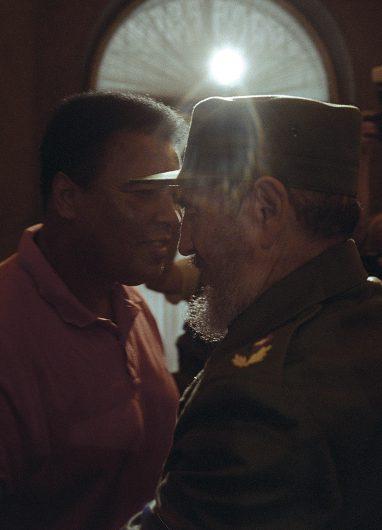 Ali à La Havane