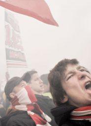 Moscou, rien à foot