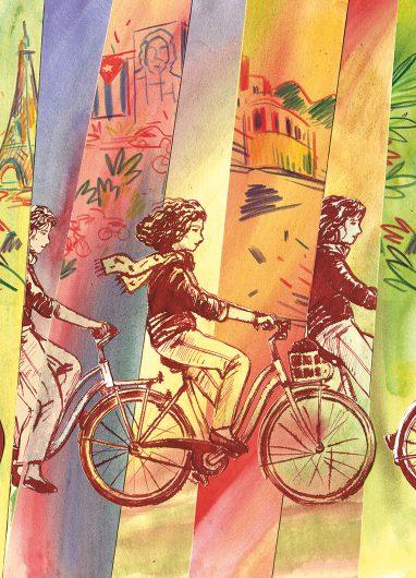 La Havane et mes années à bicyclette