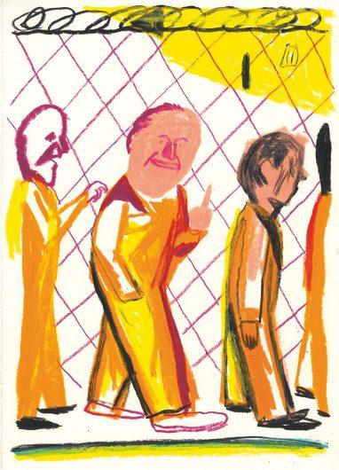 Madoff en prison
