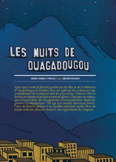 Les Nuits de Ouagadougou