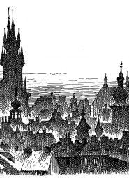 Vers Prague, et retour