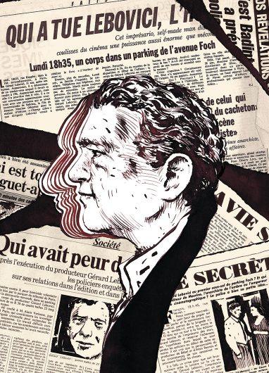 Qui a tué Gérard Lebovici ?